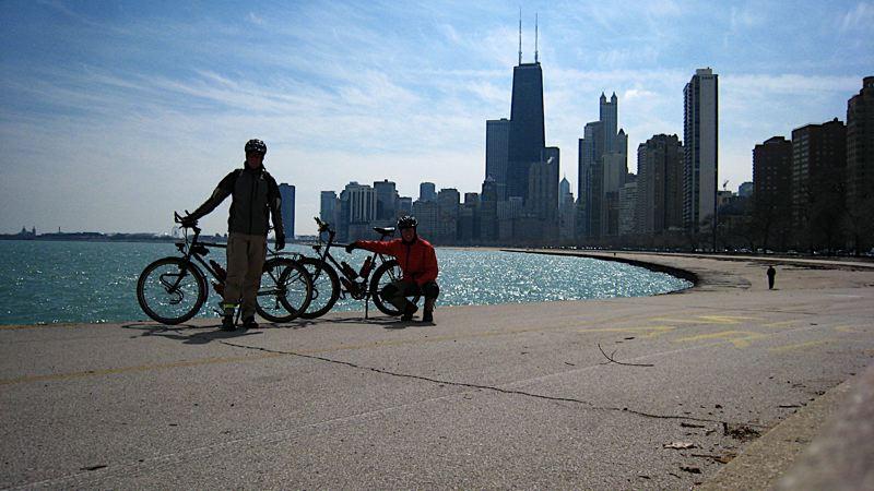 Chicago - Etats-Unis - Des routes et des Hommes