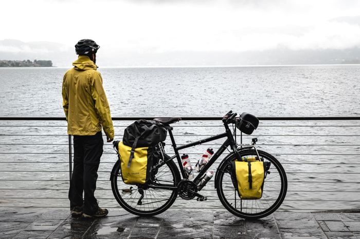 Lac Majeur à vélo - Denni - Sacoches