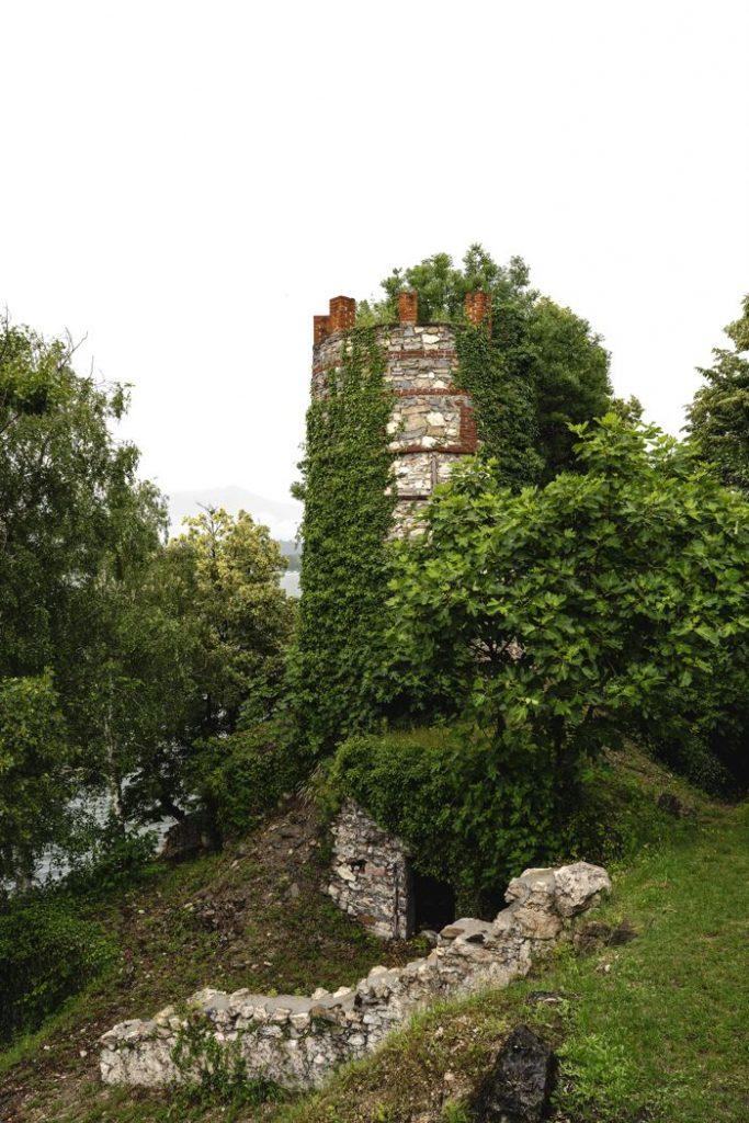 Route des fours - lac Majeur