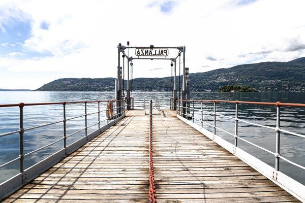 Jetée - Pallanza - Lac Majeur