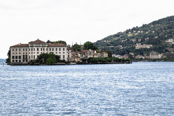 Isola Bella - Palazzo Borromeo