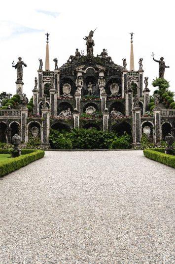 Jardin - Palazzo Borromeo - Isola bella
