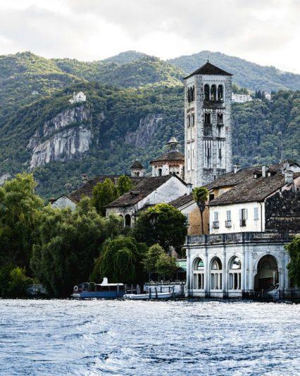 Isola San Giulio - Orta