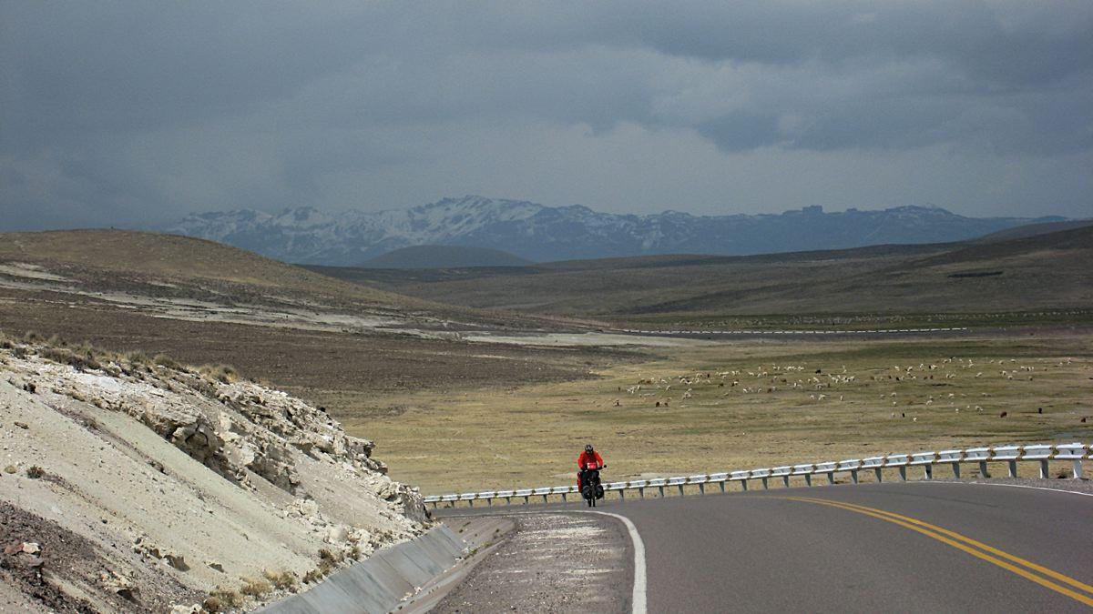 Des routes et des Hommes, le voyage à vélo au long cours de deux frères