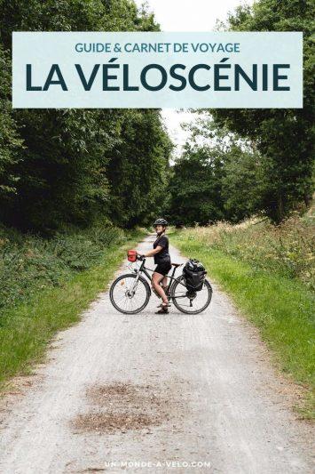 La Véloscénie : un itinéraire cyclable de Paris au Mont-Saint-Michel