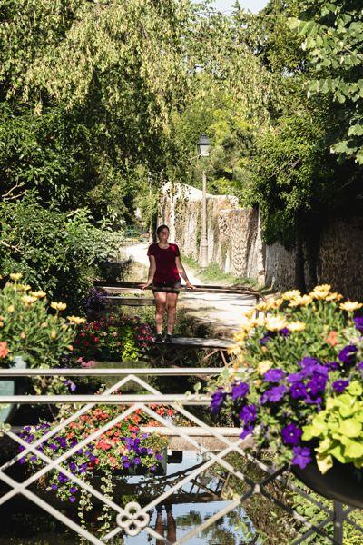 Véloscénie, Chevreuse, la promenade aux petits ponts