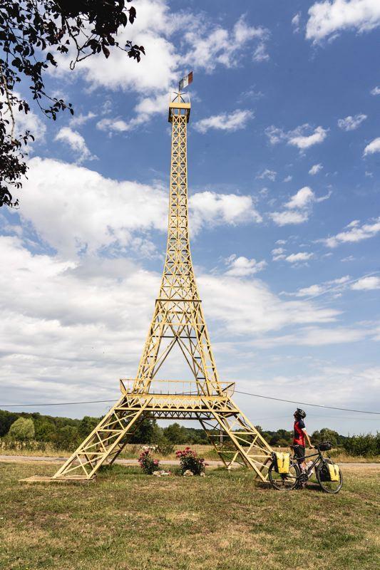 La tour Eiffel de Soing