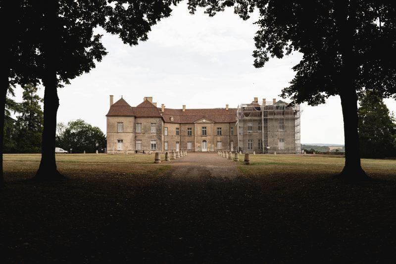 Chateau de Ray-sur-Saône - Voie Bleue