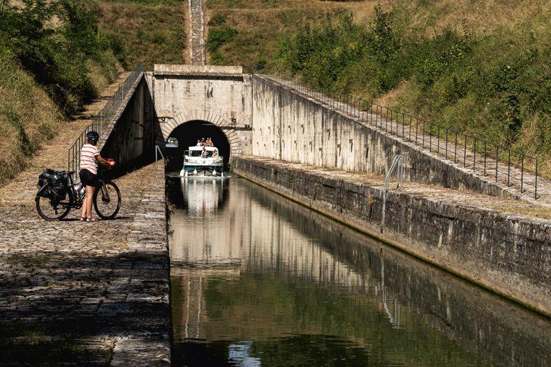 Tunnel de Seveux - Voie Bleue