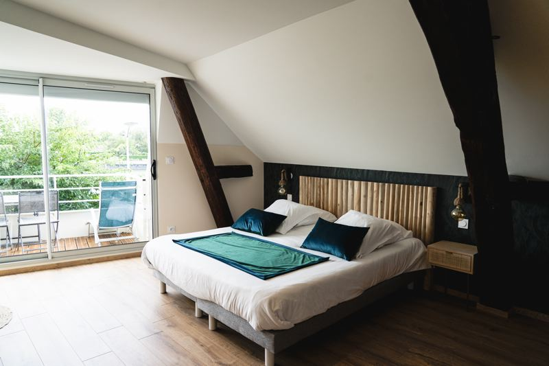 Les chambres de la Cotiniere - Saint-Jean-de-Losne