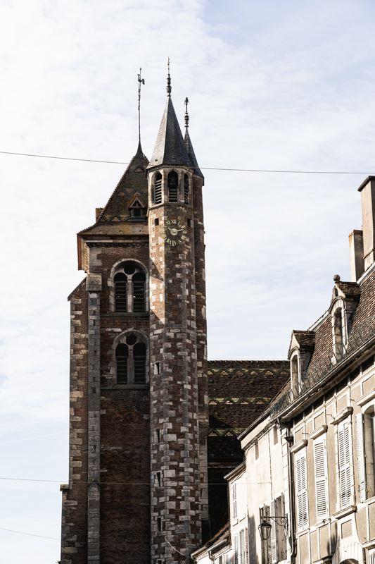 Clocher église Saint-Jean-de-Losne