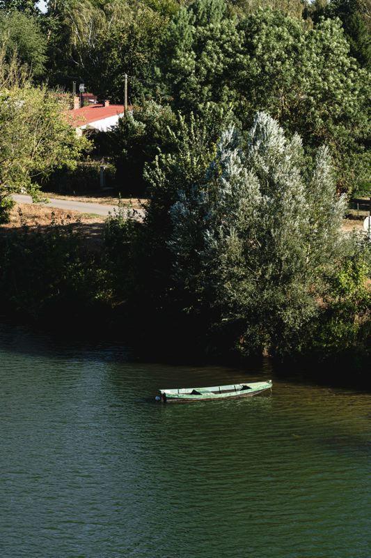 Bateau et Saône - La voie Bleue