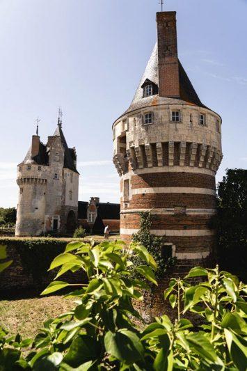 Chateau de Frazé