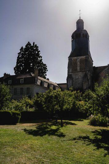 Collège royal et militaire - Abbaye de Thiron-Gardais, Véloscénie