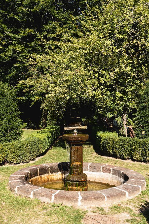 Jardin du collège royal et militaire de Thiron-Gardais