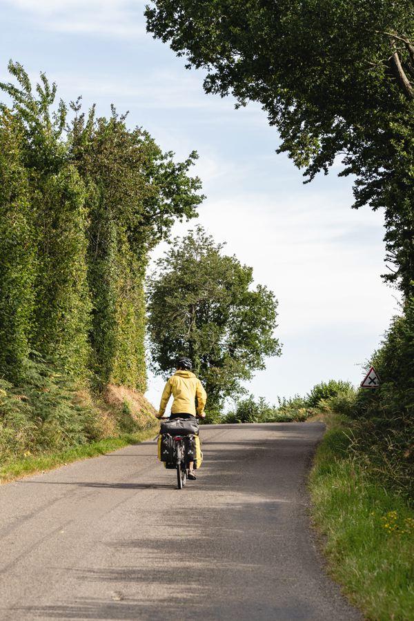 Véloscénie - montée - étape difficile