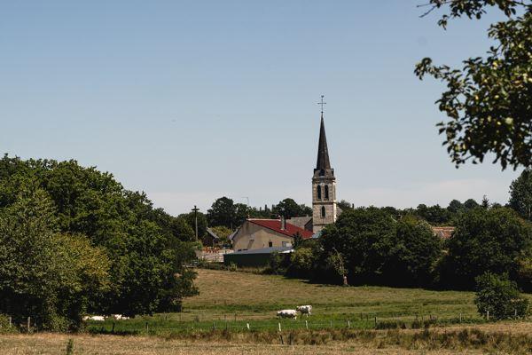 Saint-Patrice-du-Désert- Véloscénie - cliché normand