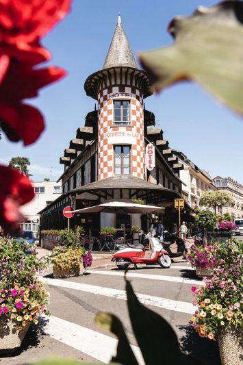 Hôtel à Bagnole de l'Orne