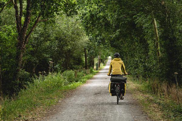 Véloscénie - en route vers le Mont-Saint-Michel