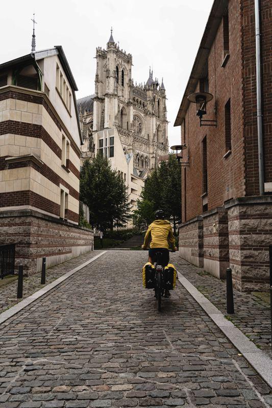 Amiens, le petites ruelles du centre ville