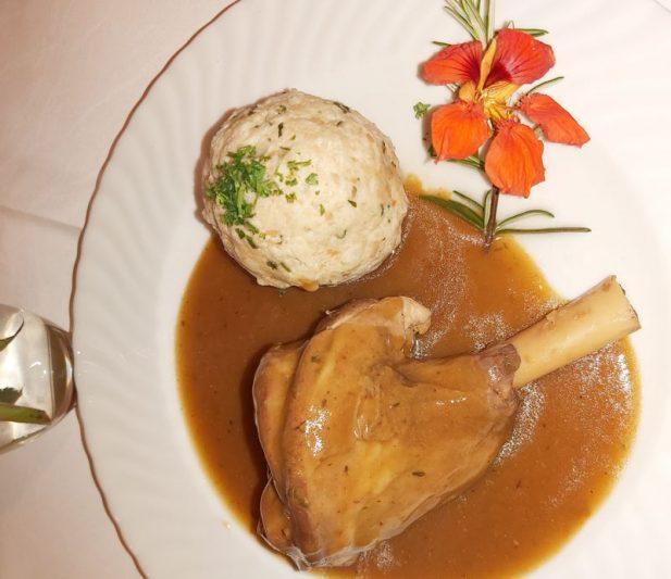 Agneau, gourmandises bavaroise