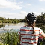 Voyage à vélo sur la v30, la véloroute de la vallée de Somme