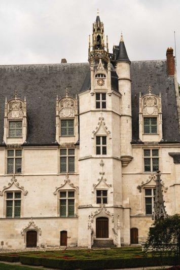 Beauvais - Avenue Verte Londres Paris