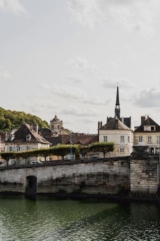 Pont Sainte Maxence - Oise - Avenue Verte