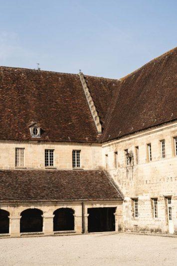 Abbaye royal de Moncel - Avenue Verte Londres Paris