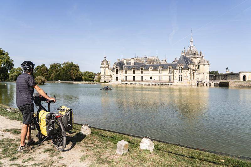 Chateau de Chantilly - Avenue Verte Londres Paris