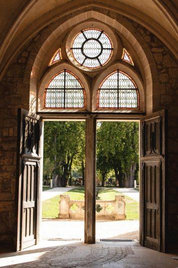 Abbaye de Royaumont - Avenue Verte Londres Paris