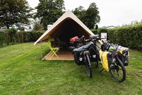 Camping la Minière - Forge-lès-eaux