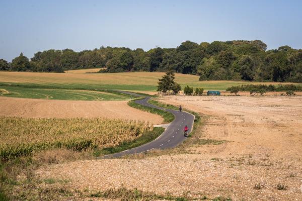 itinéraire - Avenue Verte