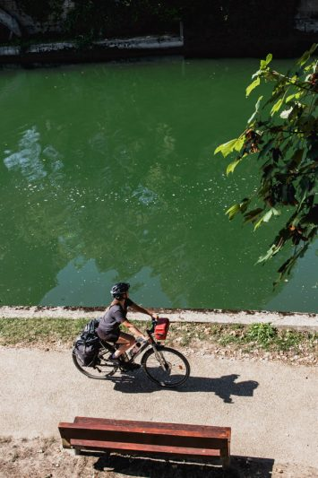 Vélo + Oise