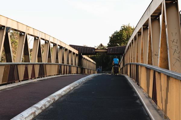 Conflans Sainte-Honorine - Avenue Verte