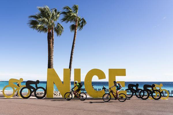 Nice à vélo