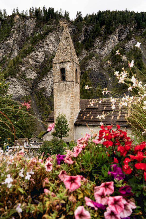 Saint-Dalmas-le-Selvage - Eglise