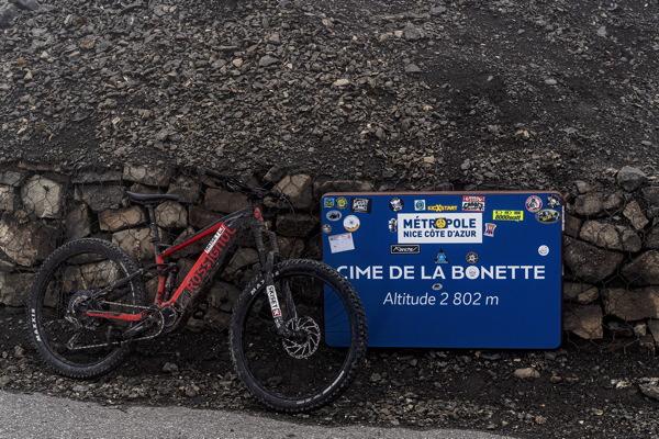 Col de la Bonette à vélo
