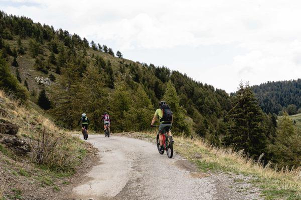 Tour du camp d'argent - Turini