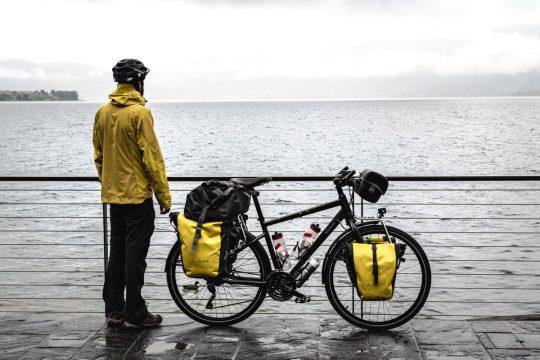 Vêtements pour voyager à vélo
