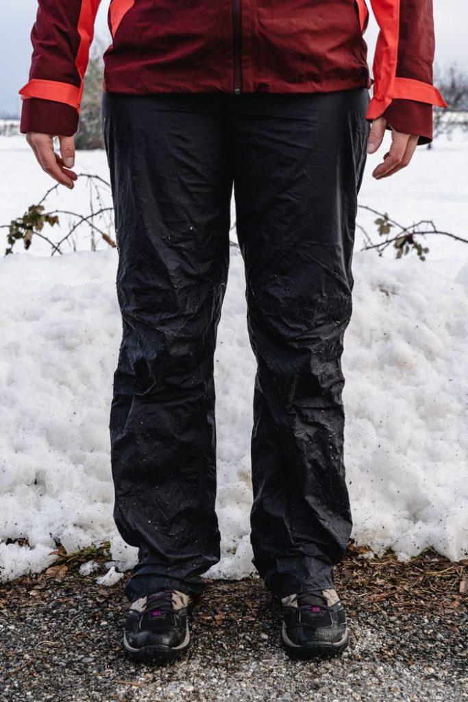 Pantalon de pluie Vaude Drop II