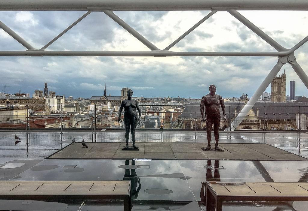 Café Georges Pompidou