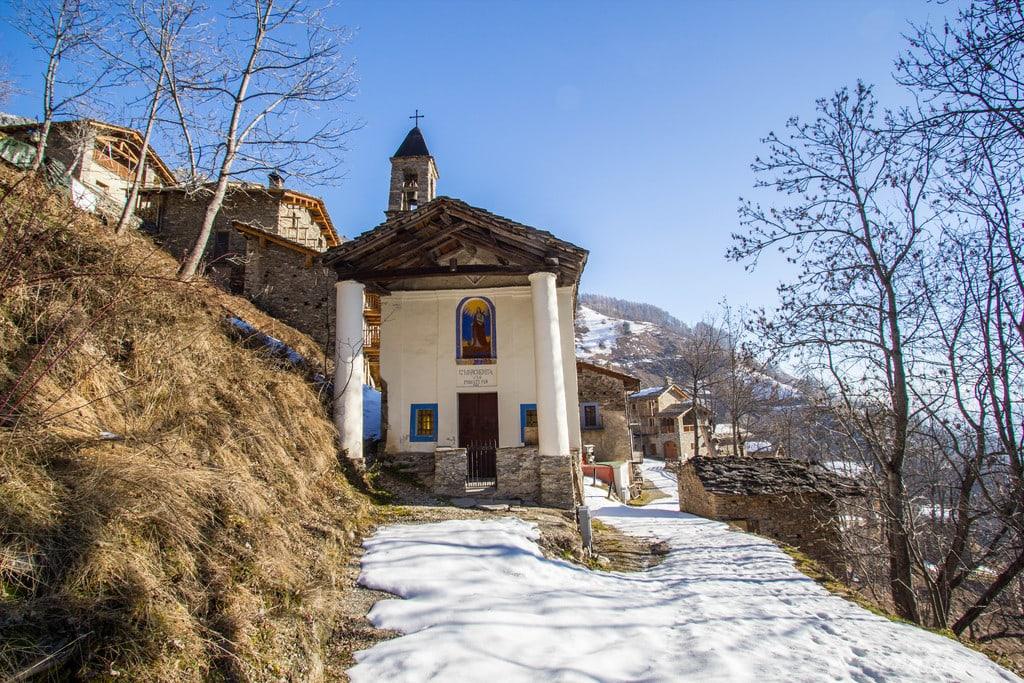 Eglise de Valliera