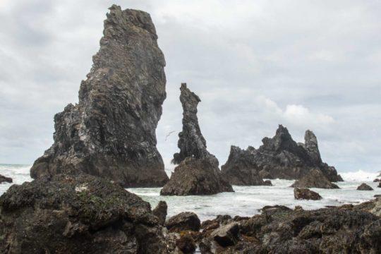 Aiguilles - Belle-île en mer