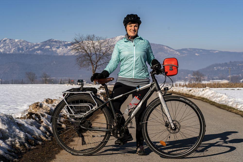 Trouver des sponsors pour voyager à vélo