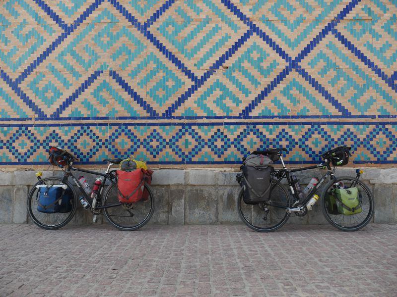 Vélos de voyage - RayonMix Tour