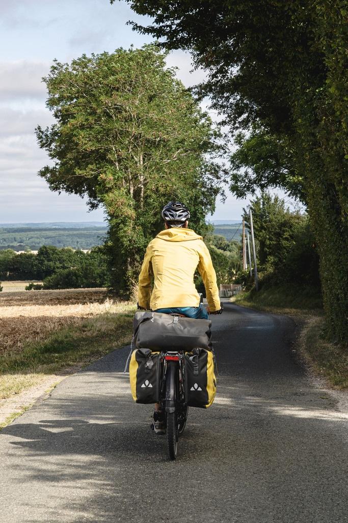 Voyage à vélo - Denni - Sacoche top case Vaude