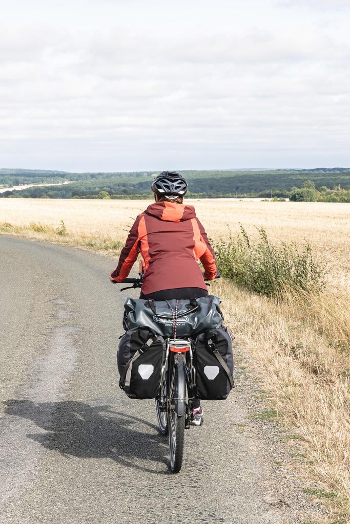 Sacoche rack pack Ortlieb - Mila - Véloscénie