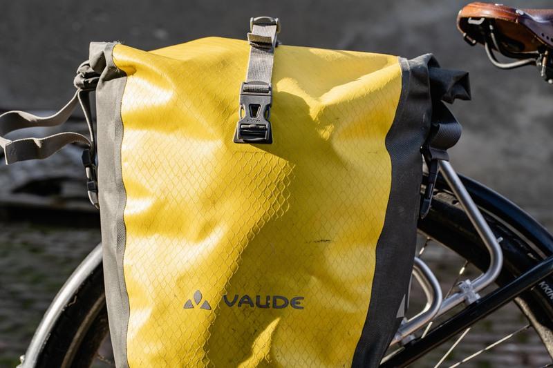 Sacoche Vaude Aqua Back - Après 20 000km