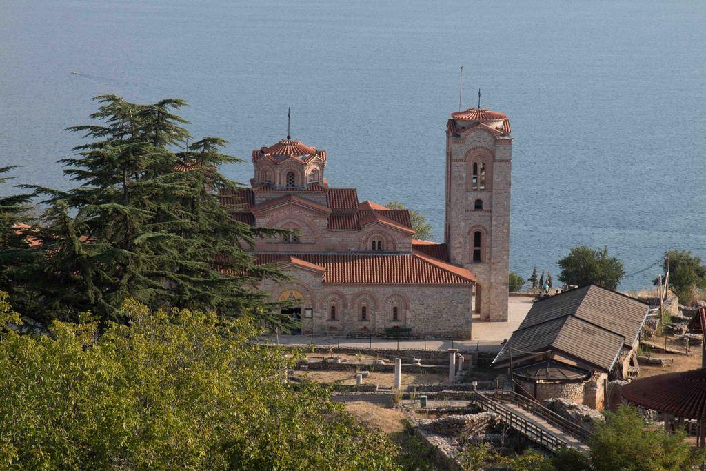Monastère Ohrid